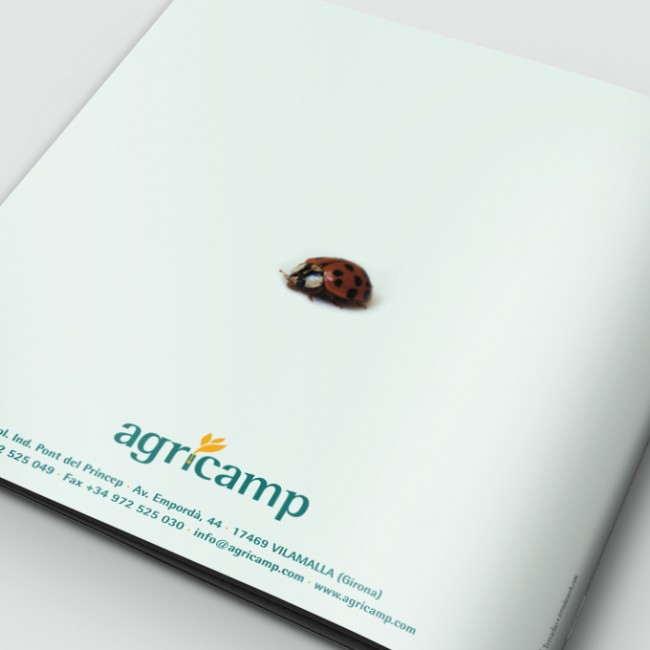 Agricamp. Catalogue